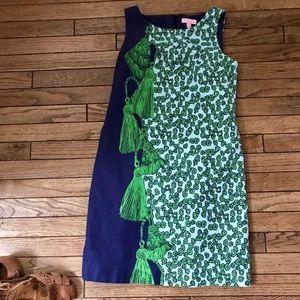 Lily Pulitzer Nautical Shift Dress